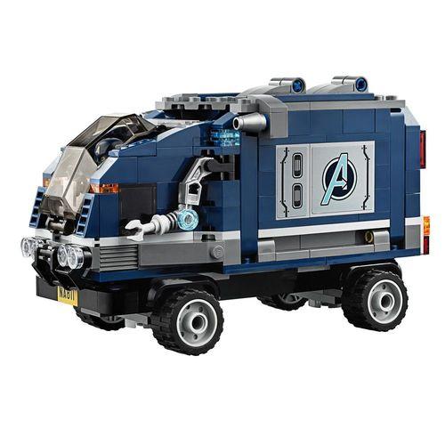 Lego Super Heroes Ataque de Caminhão dos Vingadores - 76143