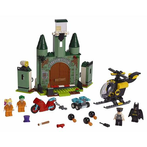 Lego Super Heroes Batman E A Fuga Do Joker 76138