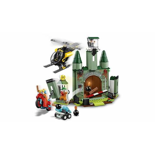 Lego Super Heroes Batman E A Fuga Do Joker 76138