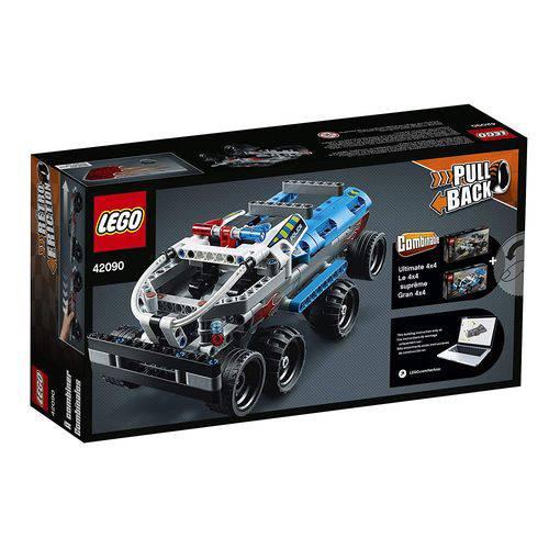 Lego Technic Caminhão De Fuga 42090
