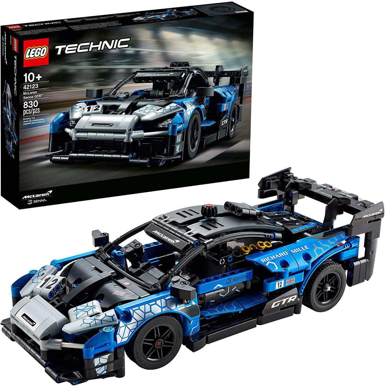 Lego Technic McLaren Senna GTR - Lego 42123