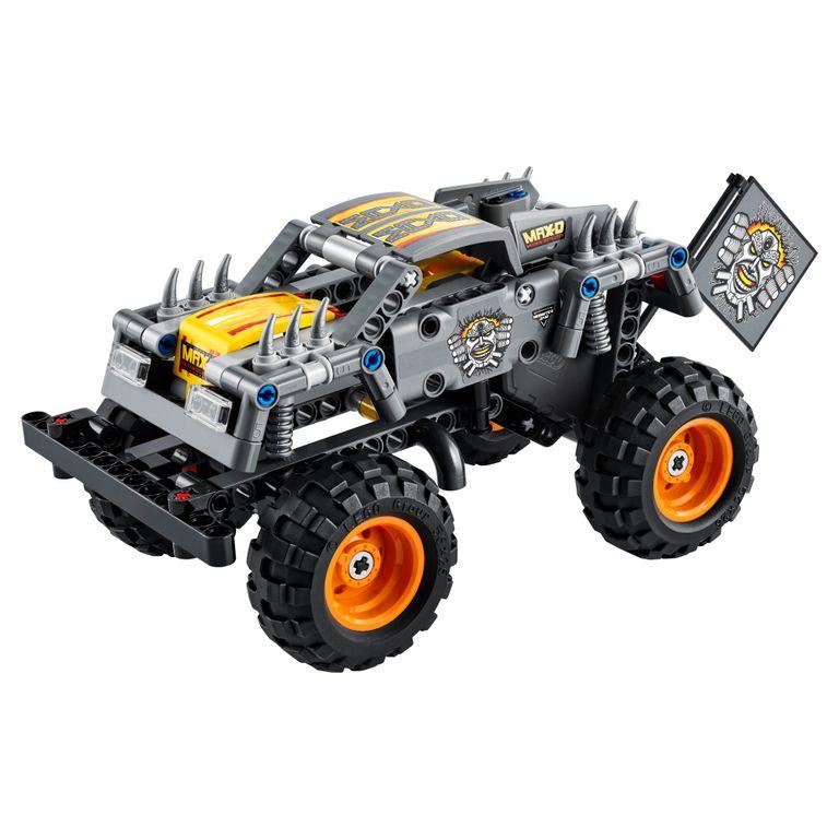 Lego Technic Monster Jam Max-D - Lego 42119