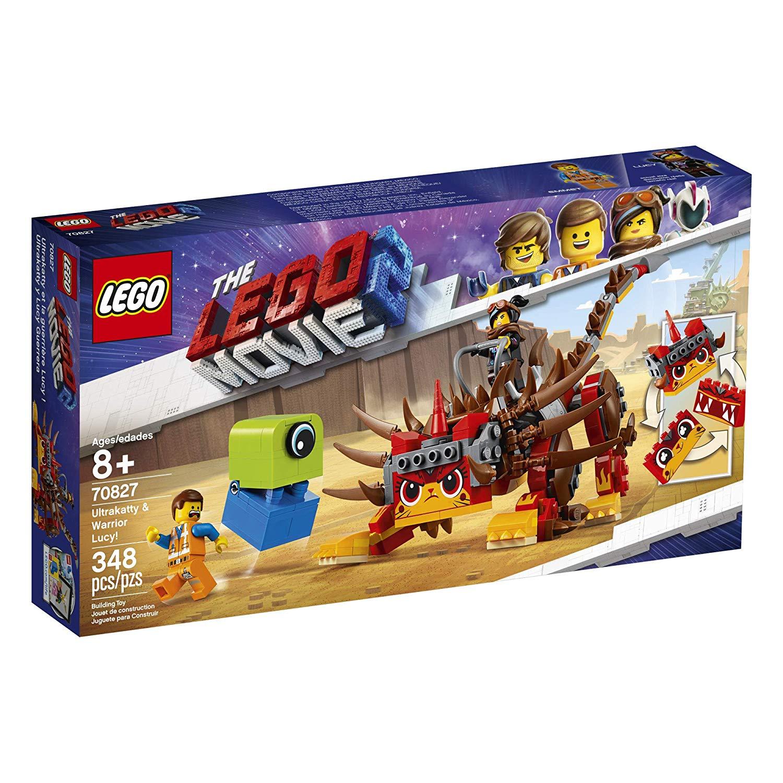 Lego The Lego Movie 2 Ultrakatty e Guerreira Lucy 70827