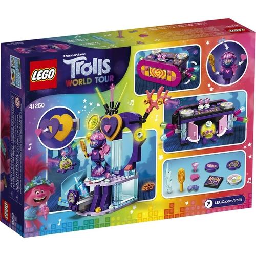 Lego Trolls Festa de Dança Techno no Recife 173 Peças-41250