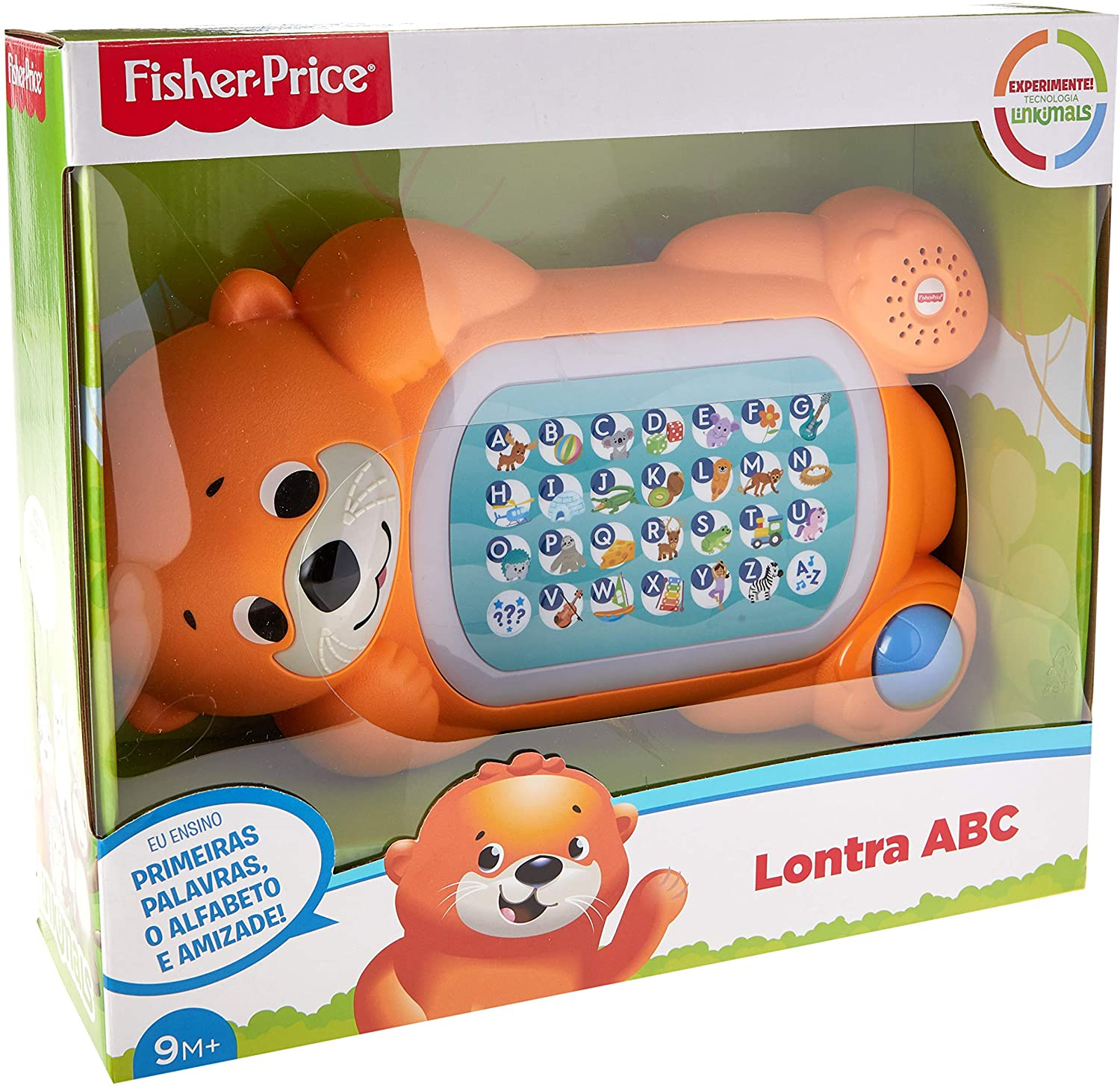 Linkimals Lontra ABC Fisher Price - Mattel GJP62
