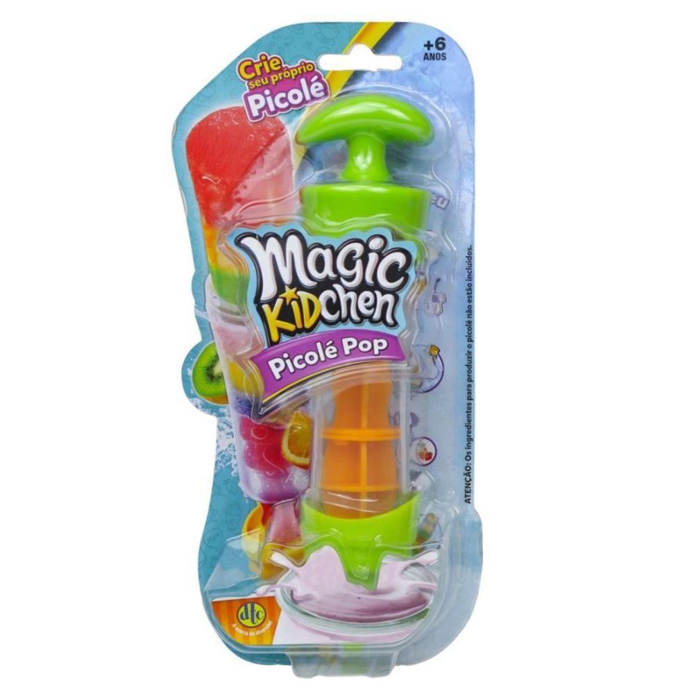 Magic Kidchen Picole Pop Verde 4440 Dtc