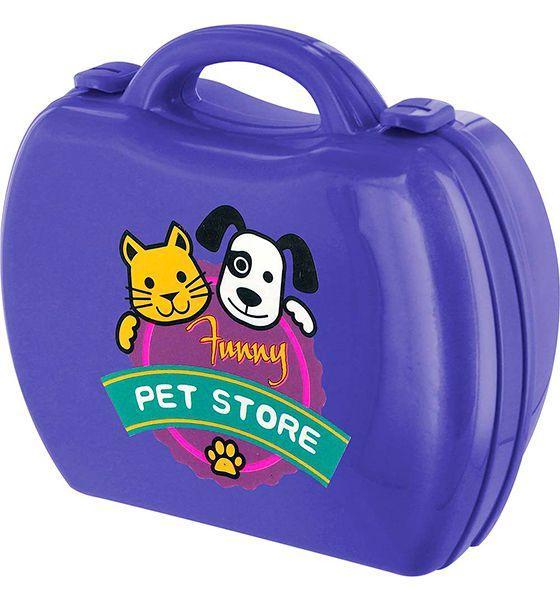 Maleta Workshop Jr Pet Shop - Multikids BR772