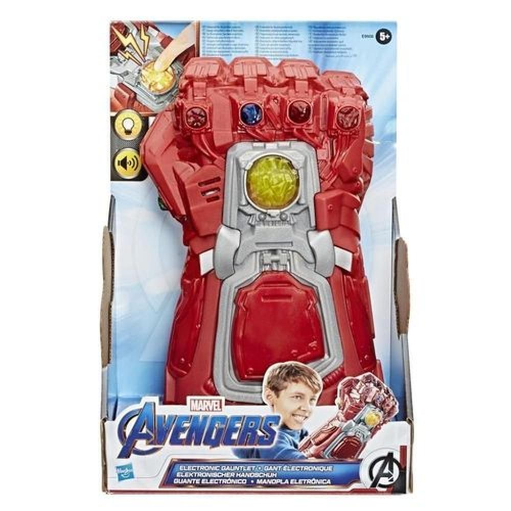 Manopla Eletrônica do Homem de Ferro - Hasbro E9508