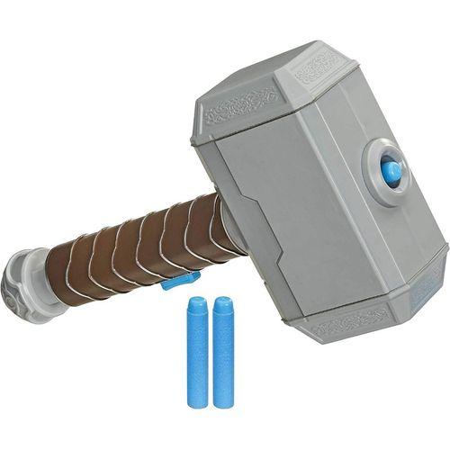 Martelo de Combate Thor Nerf Vingadores - Hasbro E7379
