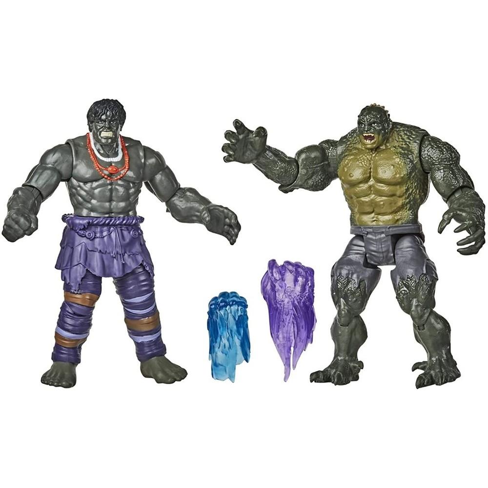 Marvel Avergers Game Versus Hulk e Abomibation - Hasbro F0121