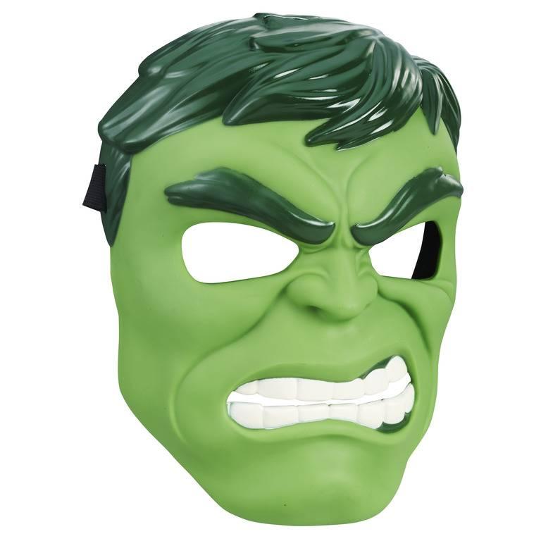 Máscara Básica Hulk C0482/B9945 - Hasbro