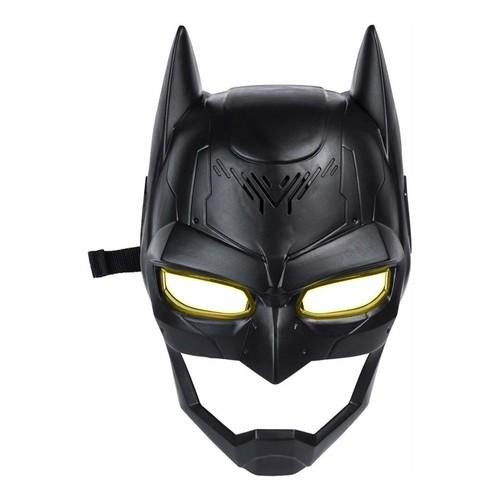 Máscara Eletrônica Troca Voz DC Comics Batman - Sunny 2186