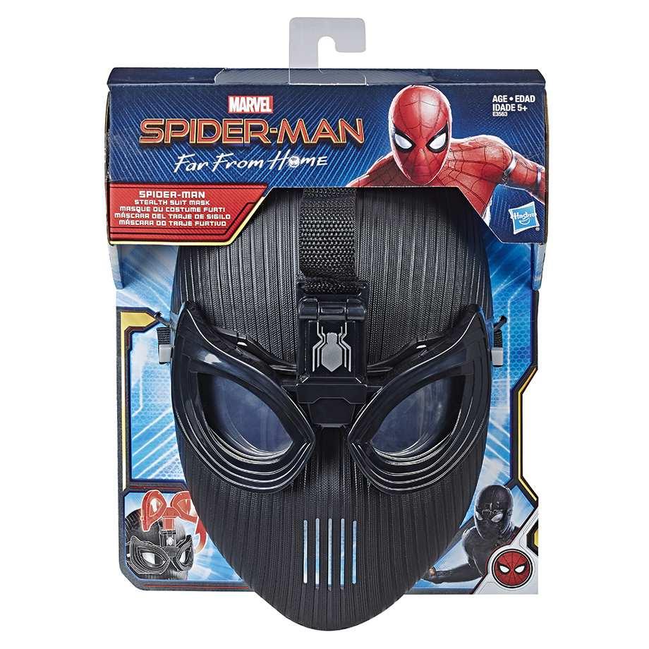 Mascara Homem Aranha Marvel Com Visor E3563 - Hasbro