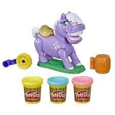 Massa de Modelar Play-Doh Ponei De Rodeio Hasbro  E6726