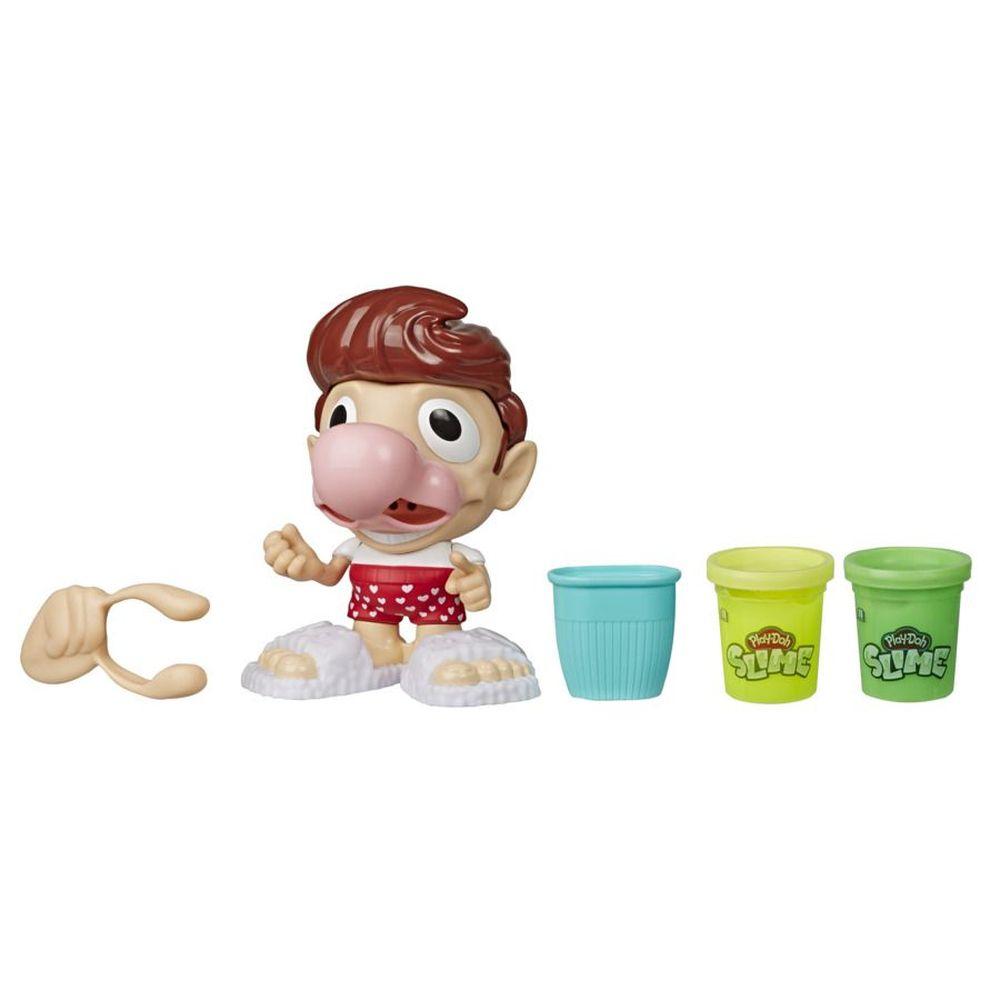 Massa de Modelar Play-Doh Snotty Scotty Verde E6198 - Hasbro
