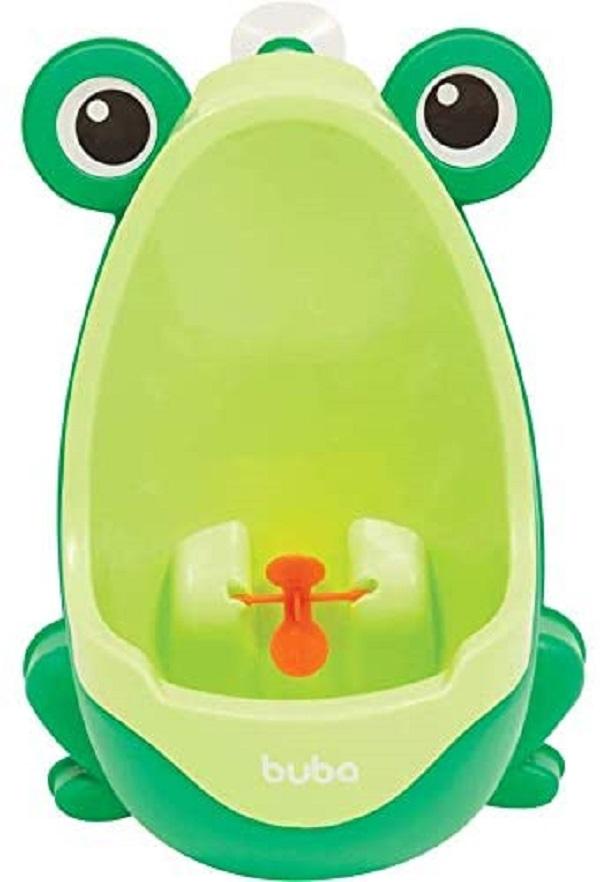 Mictório Infantil Sapinho Verde 7274 - Buba