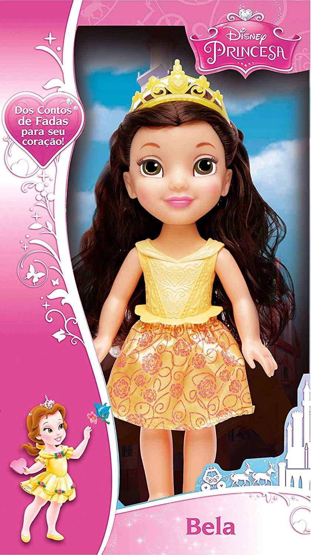 Minha Primeira Princesa Bela Clássica - Mimo 6365