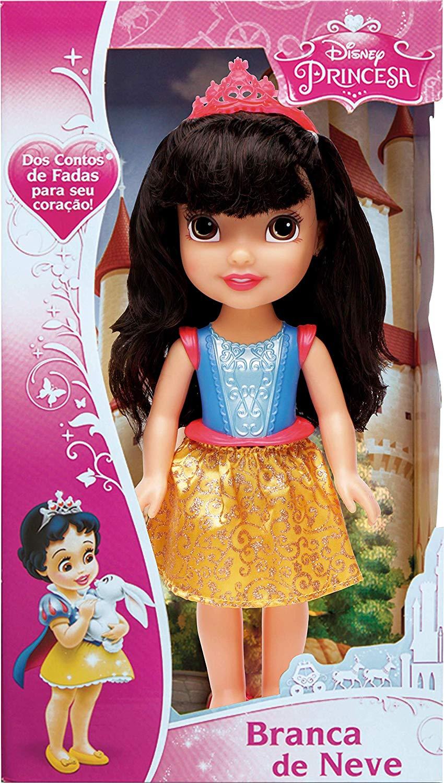 Minha Primeira Princesa Branca de Neve Clássica - Mimo 6363