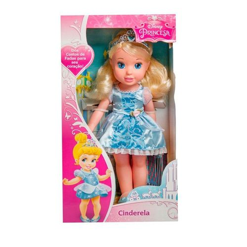 Minha Primeira Princesa Cinderela Clássica 6360 - Mimo
