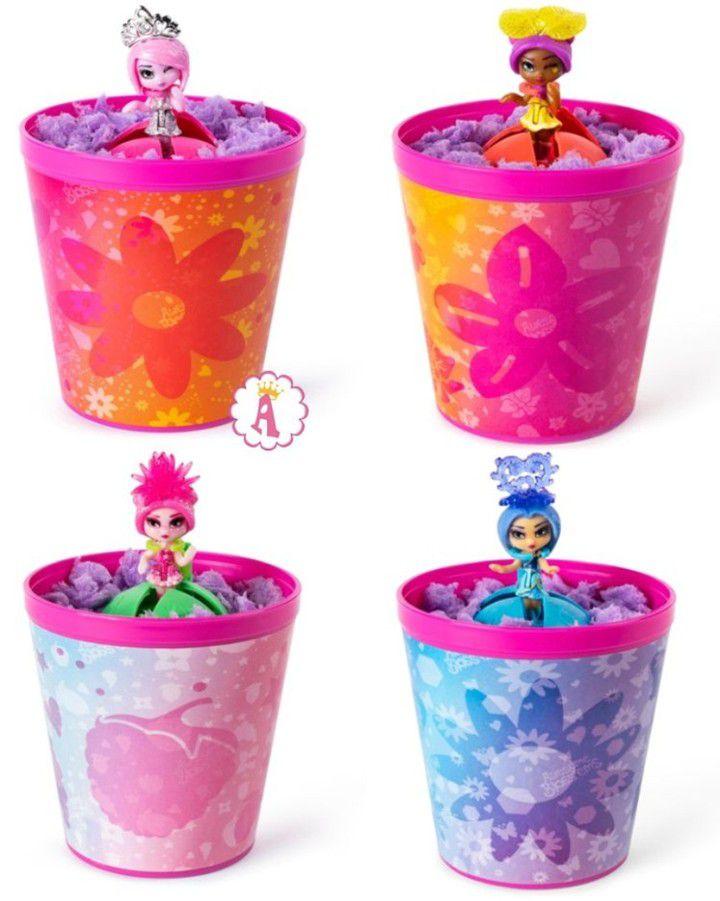 Mini Boneca Surpresa Awesome Bloss'Ems Dolls 2140 Sunny