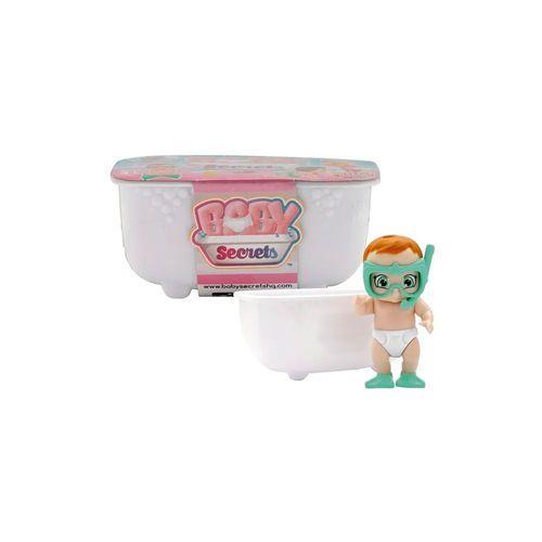 Mini Boneca Surpresa Baby Secrets 2400 - Candide