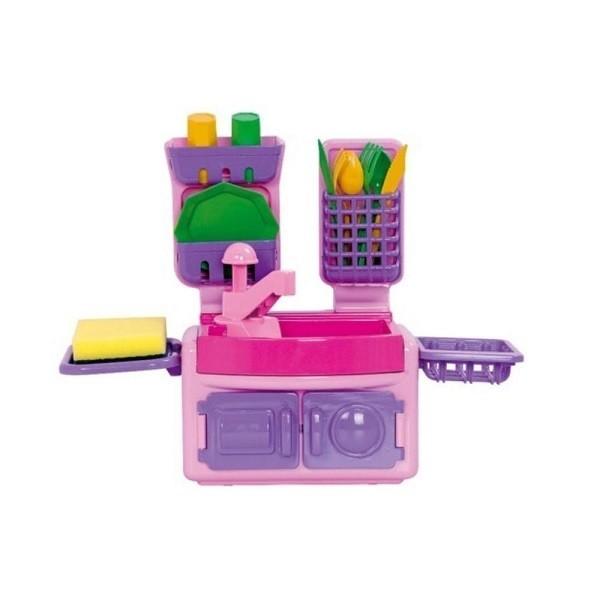 Mini Cozinha Play Time 1602 - Cotiplás