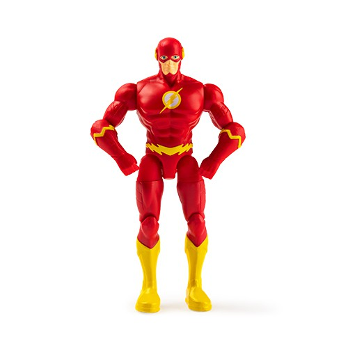 Mini Figura Articulada DC Comics Liga da Justiça The Flash - Sunny 2189