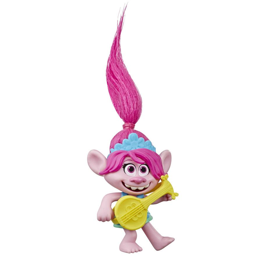 Mini Figura DreamWorks Trolls World Tour Poppy Hasbro E6568