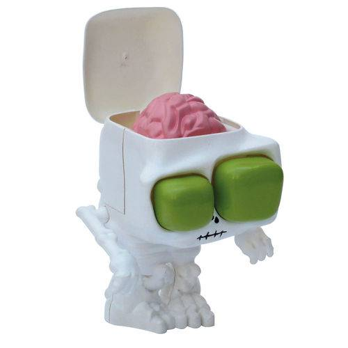 Mini Figura Zombie Infection Jaime Bone 81121 Fun