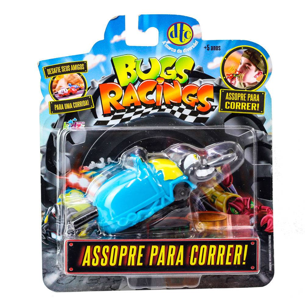 Mini Veículo Bugs Racing Blast 5060 - DTC