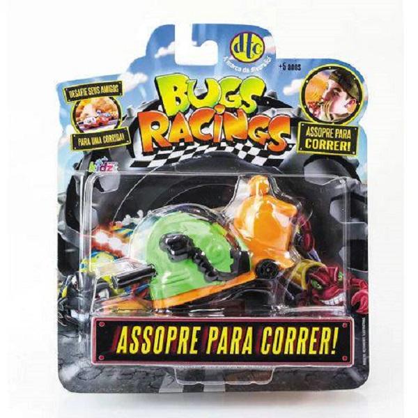 Mini Veículo Bugs Racing Sluggy 5060 - DTC