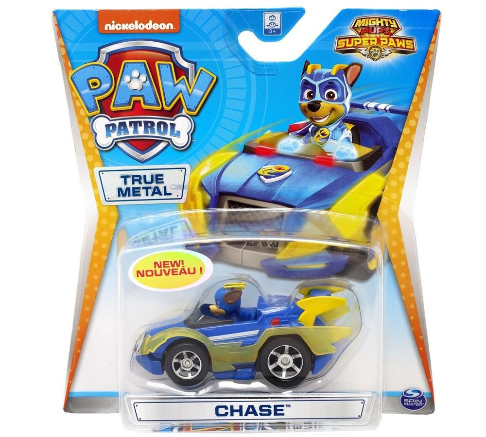 Mini Veículo Patrulha Canina Charged Up Chase - Sunny 1390