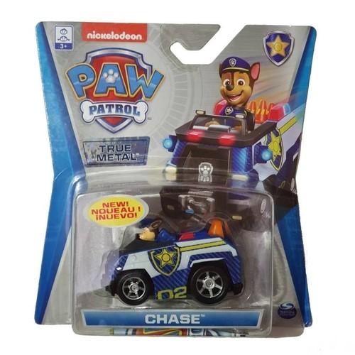 Mini Veículo Patrulha Canina True Metal Chase - Sunny 1390