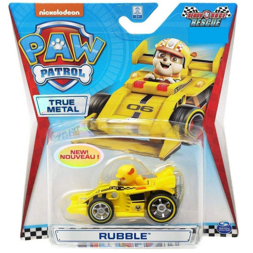 Mini Veículo Patrulha Canina True Metal Ready Race Rescue Rubble - Sunny 1288