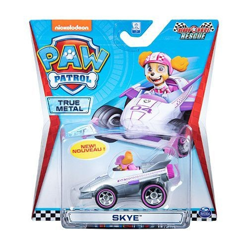 Mini Veículo True Metal Patrulha Canina Ready Race Rescue Skye - Sunny 1288