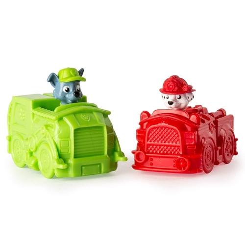 Mini Veículos Patrulha Canina Marshall e Rocky - Sunny 1318