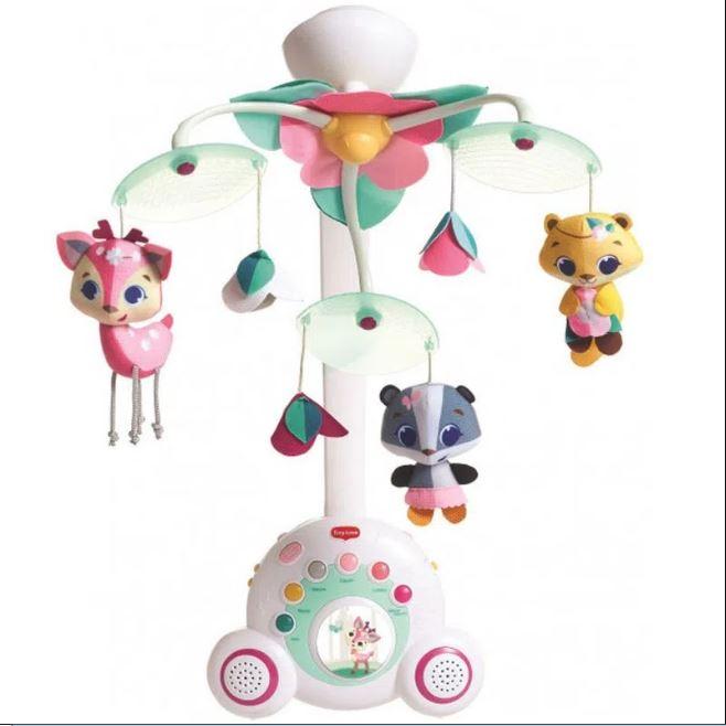 Móbile Musical Clássico Soothe Princess - Tiny Love IMP01594