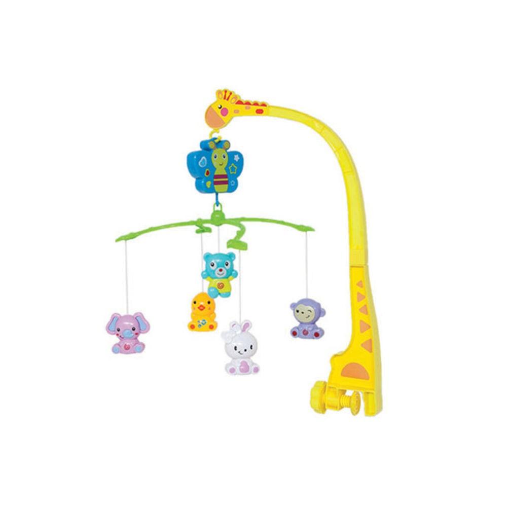 Mobile Musical Girafa e Animais - Buba 5849