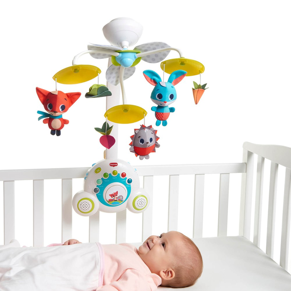 Mobile Para Bebe Soothe Groove Meadow - Tiny Love IMP01592