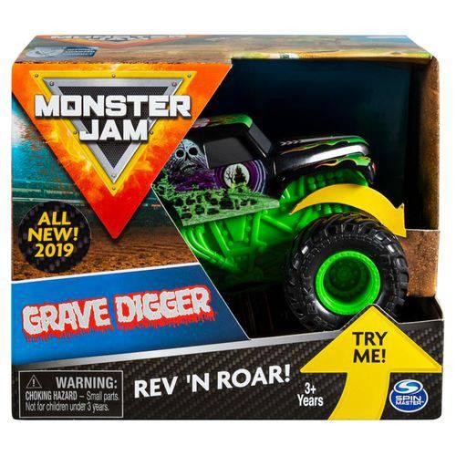 Monster Jam Rev & Roar Grave Digger - Sunny 2023