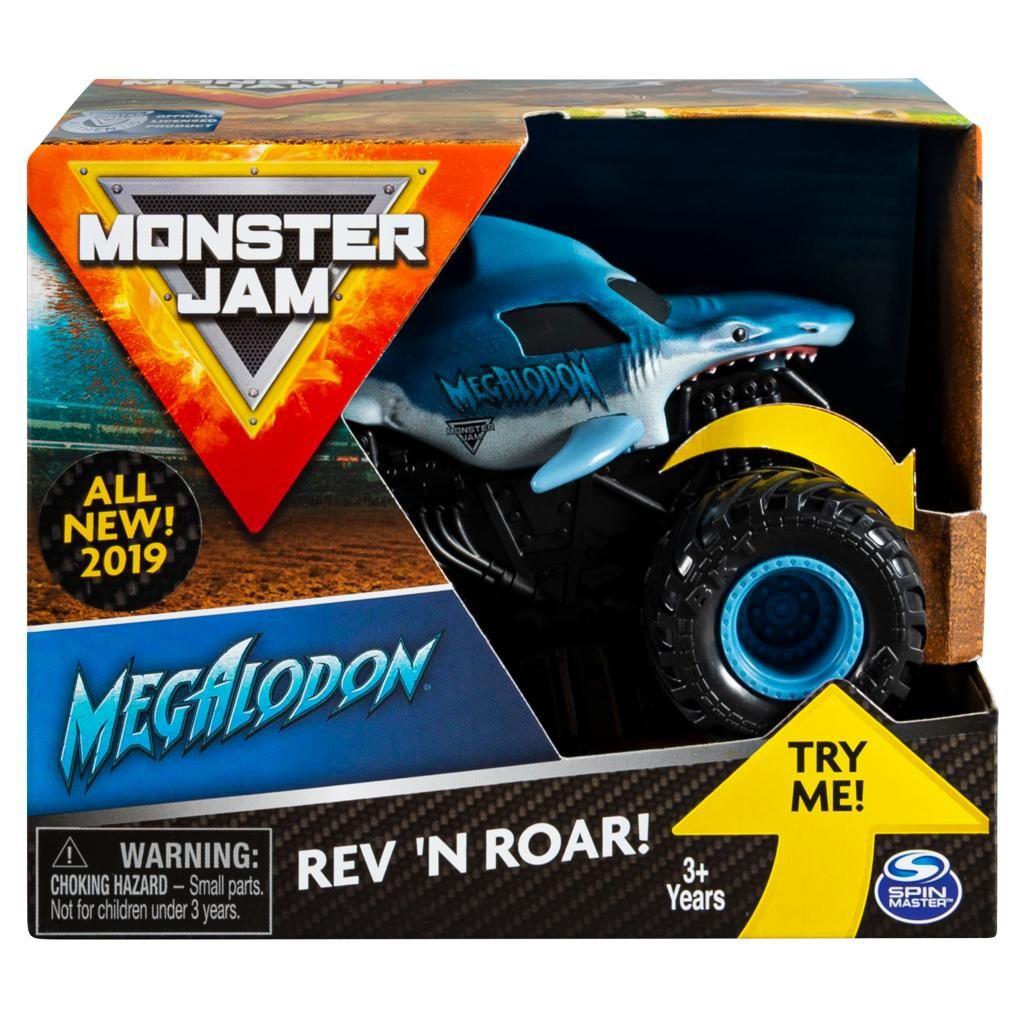Monster Jam Rev & Roar Megalodon - Sunny 2023