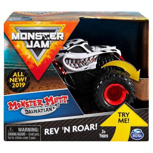 Monster Jam Rev & Roar Monster Mutt Dalmatian - Sunny 2023