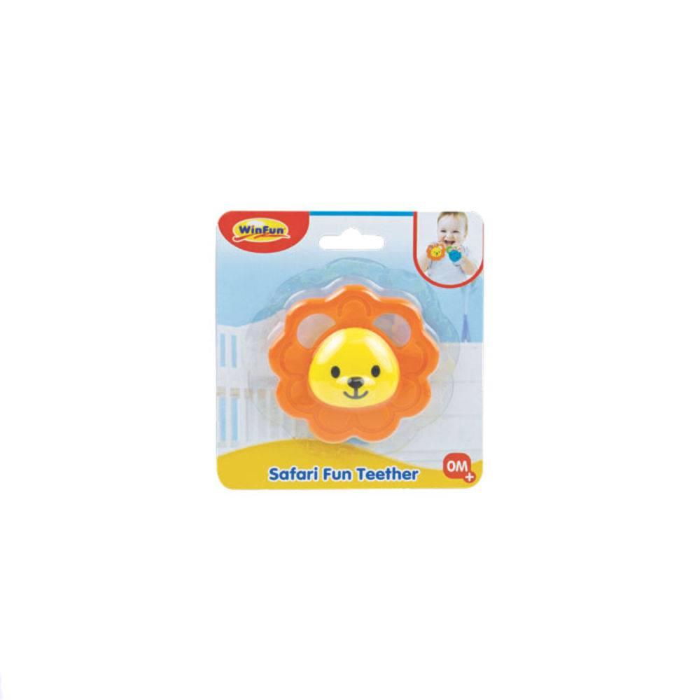 Mordedor Safari Leão 0164 - Yes Toys