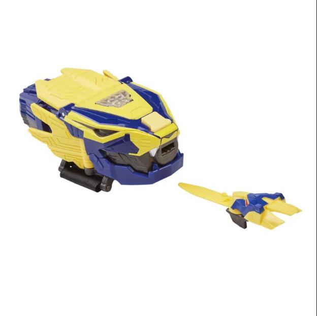 Morfador com Luzes e Sons Power Rangers Beast-X King - Hasbro E7538