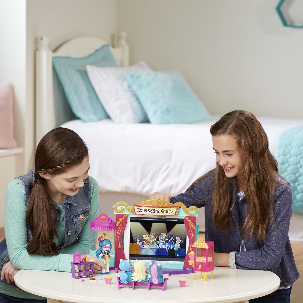 My Little Pony Equestria Girls Minis Diversão no Cinema - Hasbro C0409