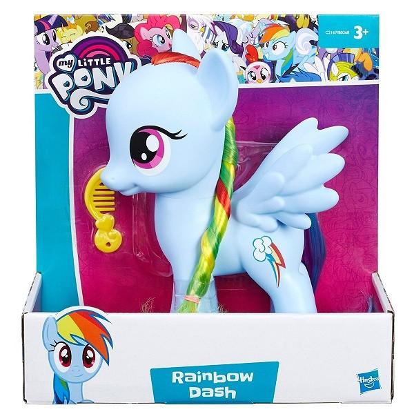 My Little Pony Pônei Rainbow Dash C2167/B0368 - Hasbro