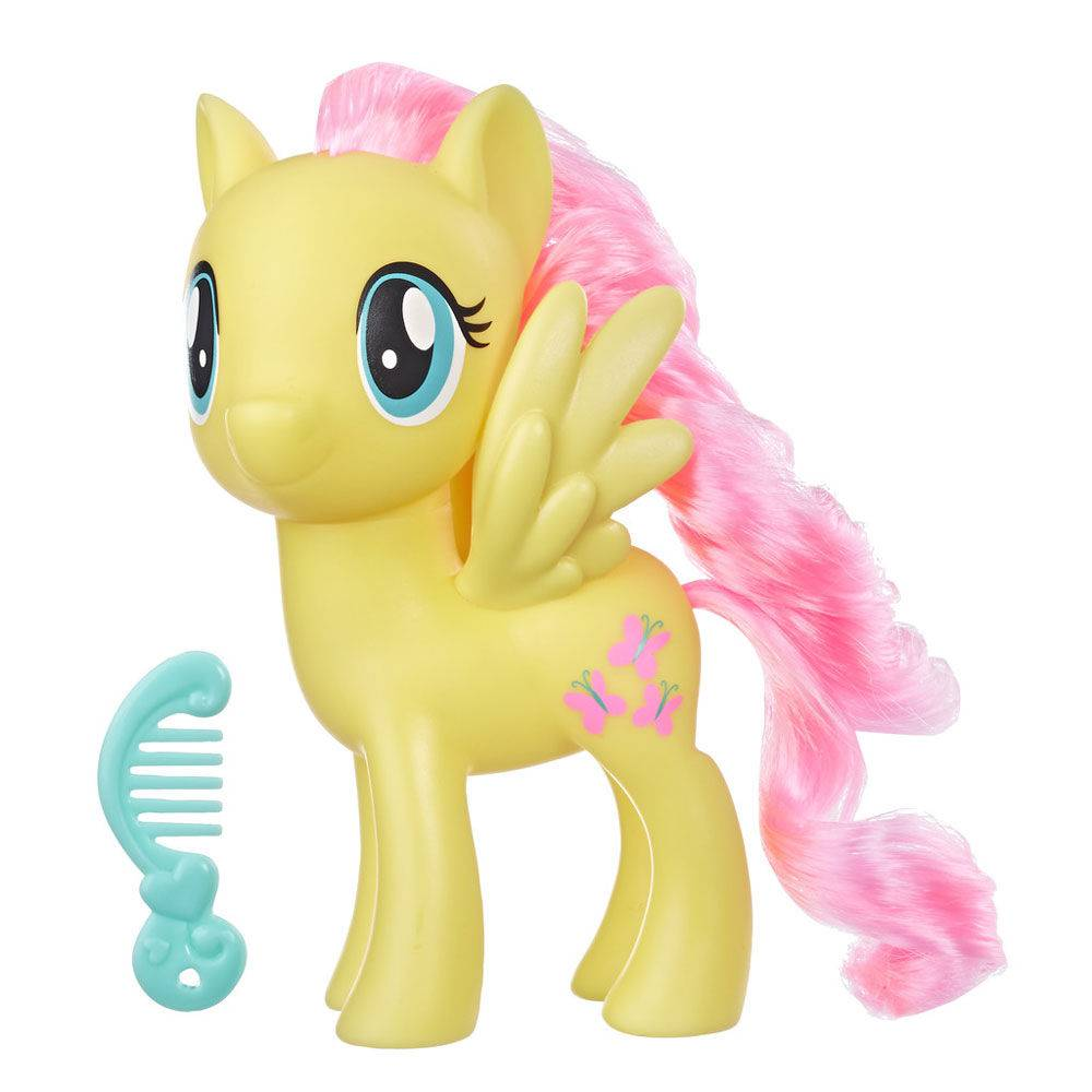 My Little Pony Princesas Fluttershy - Hasbro E6848/E6839