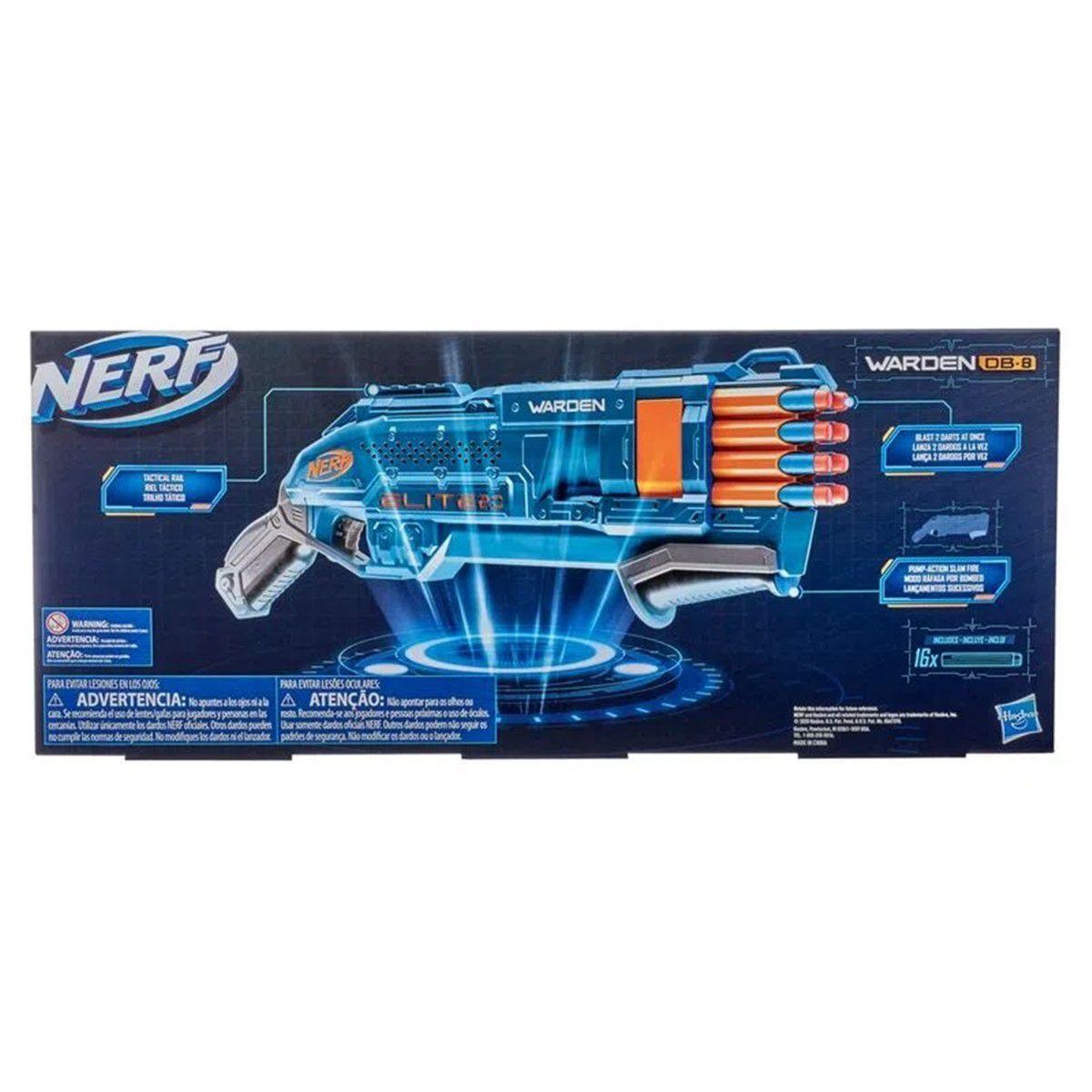 Nerf Elite 2.0 Warden DB-8 - Hasbro E9960/423783