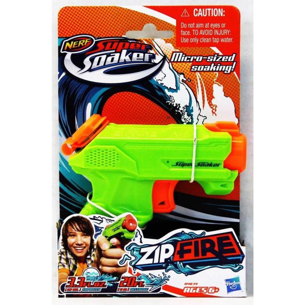 Nerf Super Soaker Zip Fire A4839 Hasbro