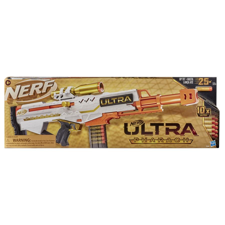 Nerf Ultra de Dardos Automática 12 Dardos - Hasbro E9258